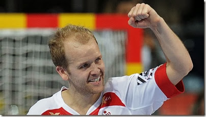 Anders Eggert, mejor jugador en Dinamarca | Mundo Handball