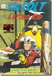 P00008 - Kid Colt #8