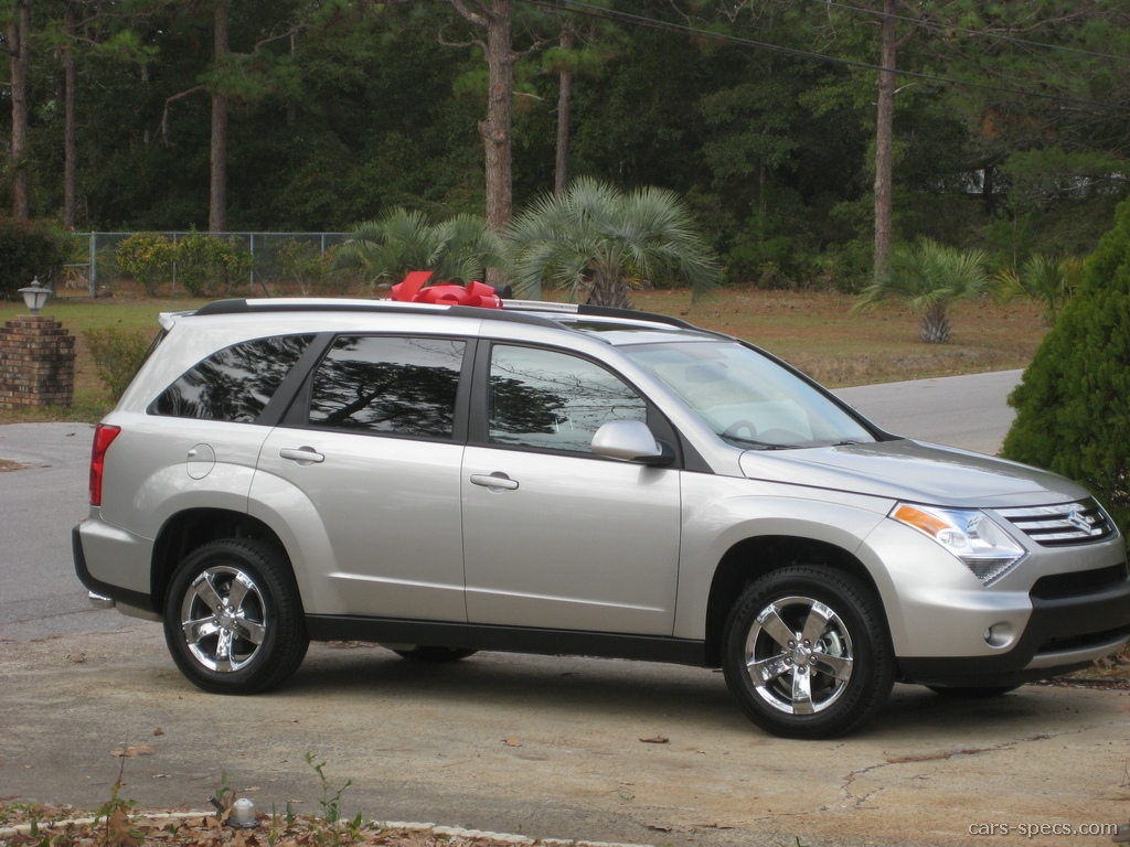 2008 suzuki xl7 suv specifications pictures prices. Black Bedroom Furniture Sets. Home Design Ideas