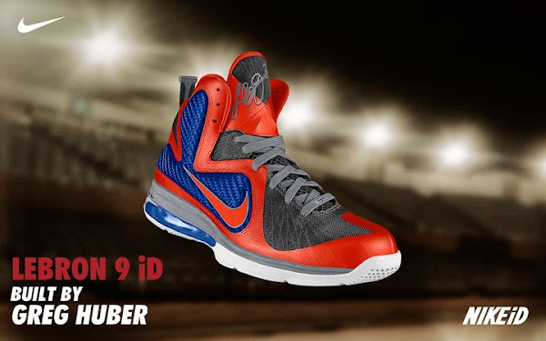 innovative design 213f9 5dc84 Nike LeBron 9 Available for Custom Builds at Nike iD ...