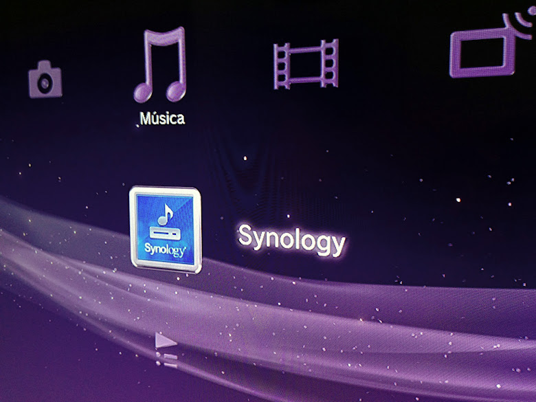 Synology PS3
