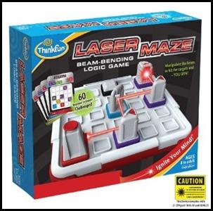 Laser Maze Box Art