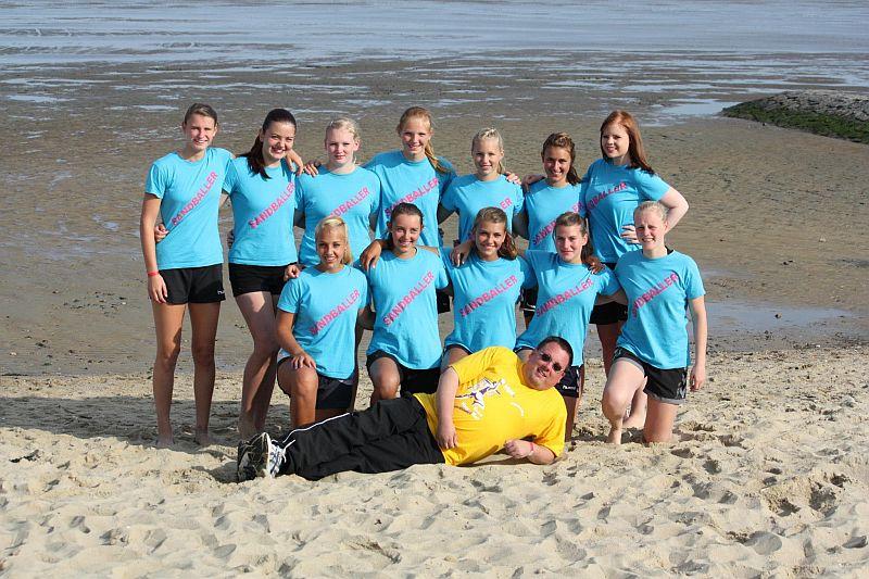 Weibliche B-Jugend 2012/2013