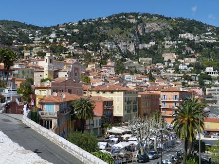Villefranche pe Coasta de Azur