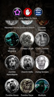 Zombie Ringtones - screenshot thumbnail