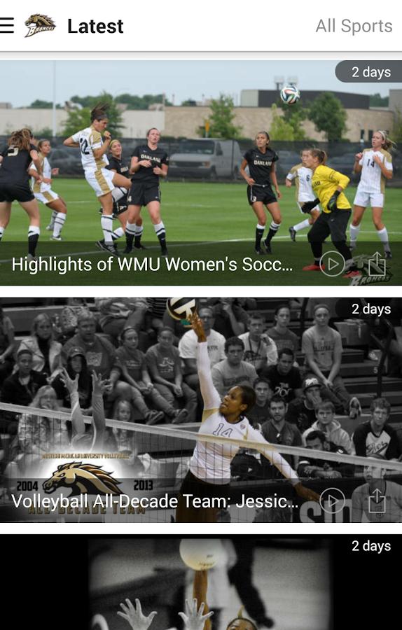 WMU Broncos: Free- screenshot