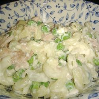 Tuna Cheese Mac