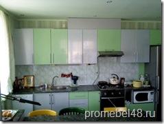 фото прямой кухни 3