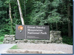 0017 Great Smoky Mountain National Park  - Tennessee - Gatlinburg Bypass