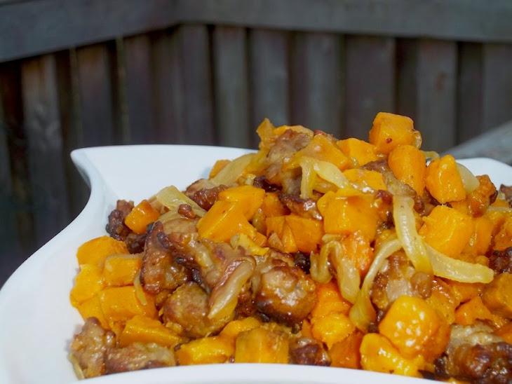 Sweet Potato and Sausage Hash Recipe