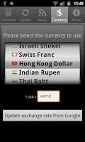 Screenshot of iDiamonds - Rapaport prices