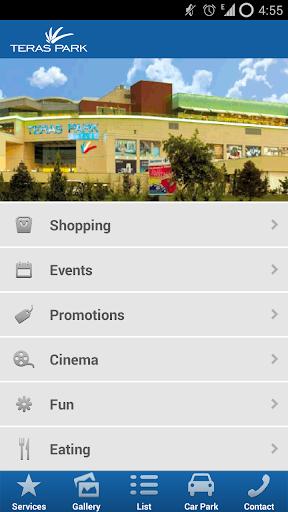 【免費購物App】TerasPark Outlet-APP點子