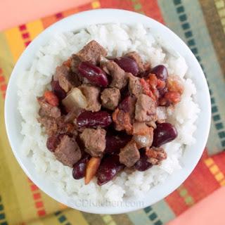 Slow Cooker Mexican Beef Steak.