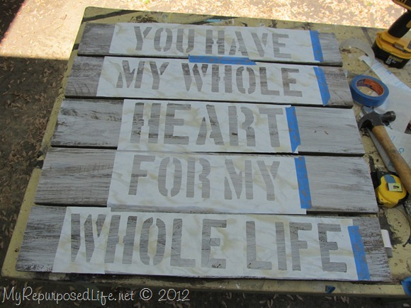 Stenciled-sign-reclaimed-fence