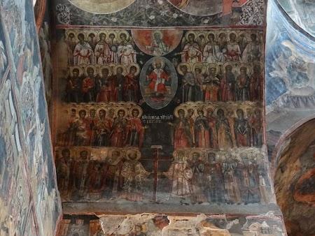05. Fresce de la biserica domneasca de la Curtea de Arges.JPG