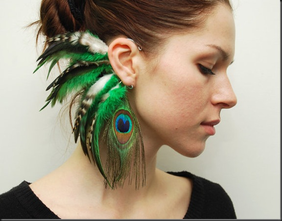 feather ear