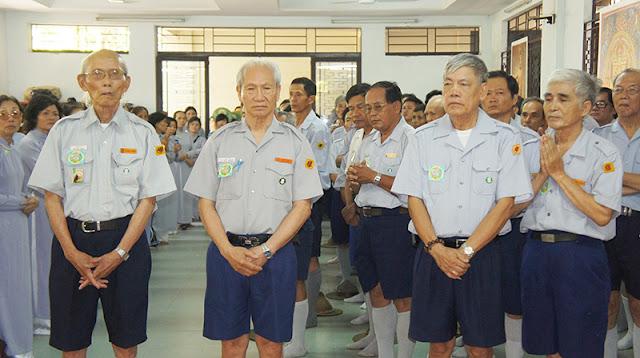DSC06358 Lễ Hiệp kỵ   Lễ Huý Nhật Cư sĩ Sáng lập viên GĐPT Việt Nam   Tâm Minh Lê Đình Thám
