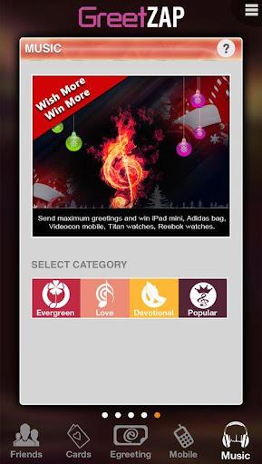 【免費娛樂App】GreetZAP:Social,VoiceGreetings-APP點子