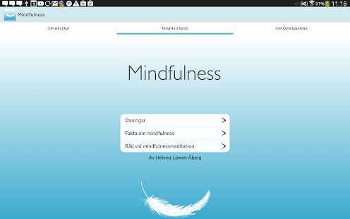 Mindfulness- screenshot thumbnail