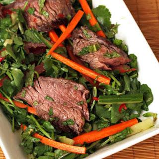 Nigel Slater's Grilled Beef Vietnamese Salad.
