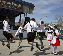 Tomball German Festival 8