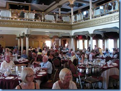 9393 Nashville, Tennessee - General Jackson Showboat Dinner Cruise - two-story Victorian Theater