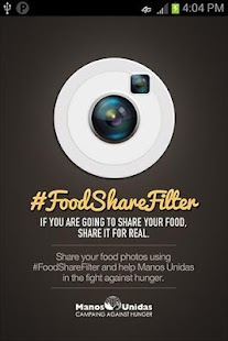 FoodShareFilter - screenshot thumbnail