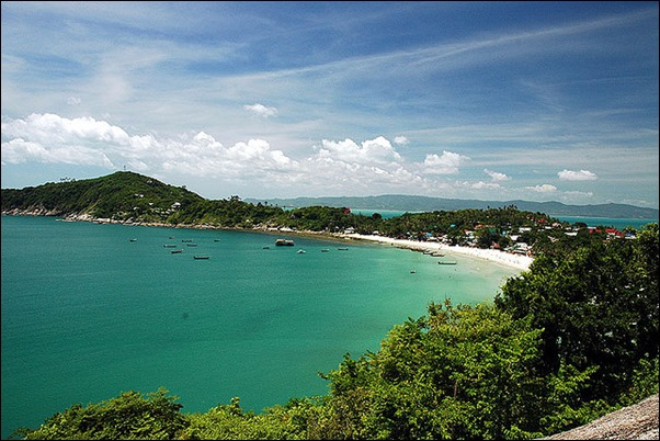 جزيرة Ko Phangan