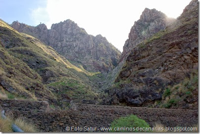 7291 Puerto Las Nieves-Barranco Oscuro(Barranco Oscuro)