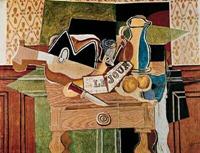 Georges Braque  - 1929