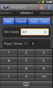 Sports Bet Calculator- screenshot thumbnail