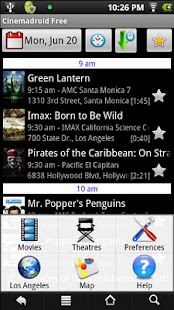 Cinemadroid Free USA Canada UK- screenshot thumbnail