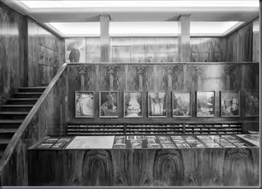 Imagens do interior da loja