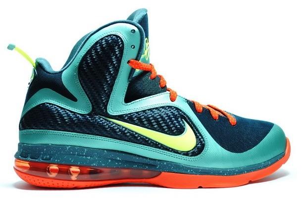 new concept 4363c 397e7 Nike LeBron 9 8220PreHeat8221 Early Miami Release Info ...