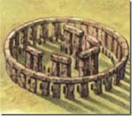 circulo de piedra
