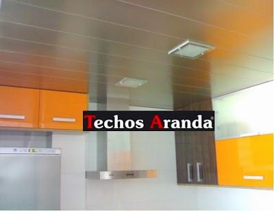 techos aluminio cocinas