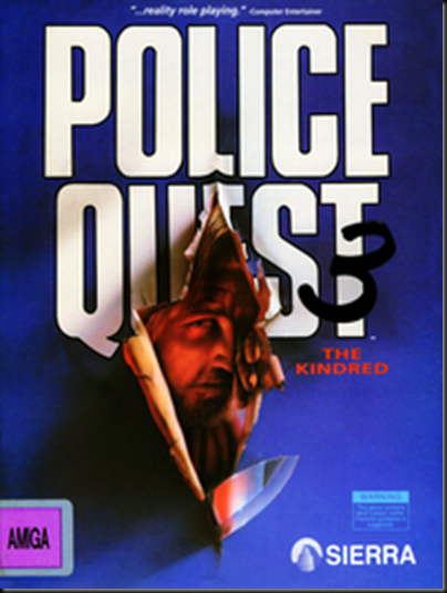 Police quest 3 cover