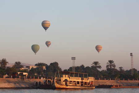 Baloane la Luxor