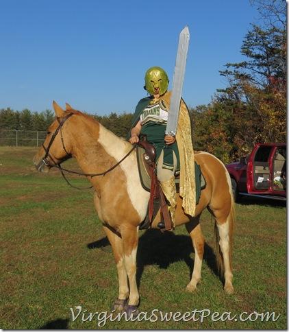 Brittany the Trojan