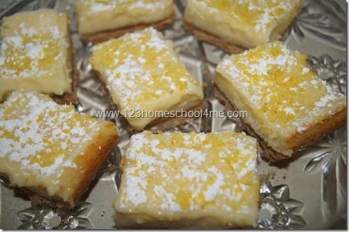 Best Ever Lemon Bars Recipe