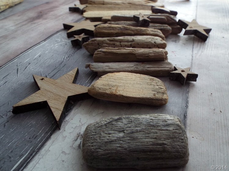 driftwood and stars