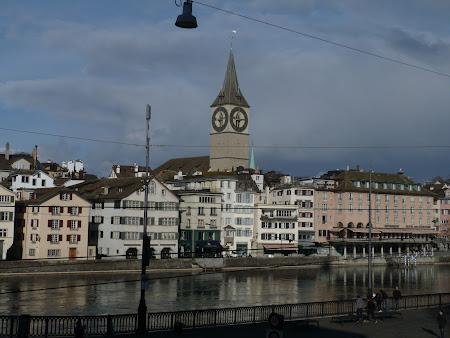 Obiective turistice Zürich: Biserica Sf. Petru Zurich