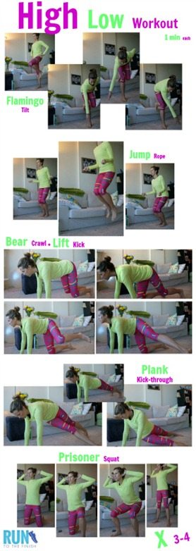 High Low Workout