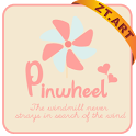 Pinwheel Theme GO Launcher EX icon