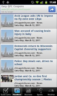 Chicago Local News - screenshot thumbnail