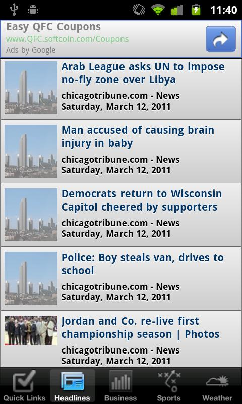 Chicago Local News - screenshot