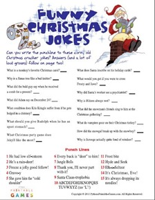 60 Christmas Party Games, Crafts and Activities
