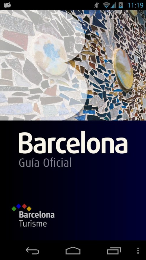 Barcelona. Guía oficial. - screenshot