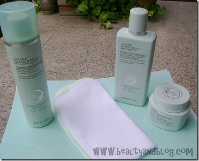Cleanse Tone Moisturize Daily Essentials From Liz Earle Review