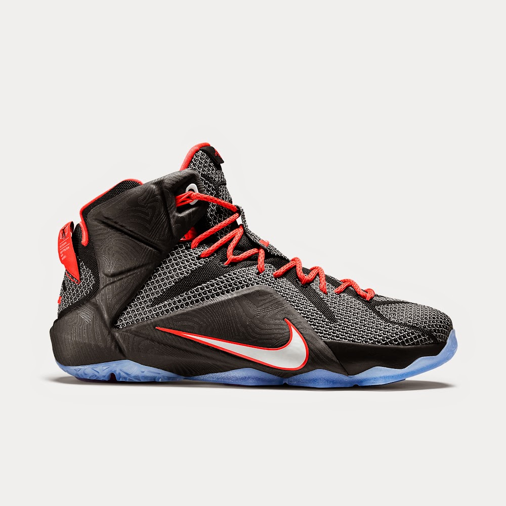"Nike LeBron 12 ""Court Vision"" Official Pics and Release ..."